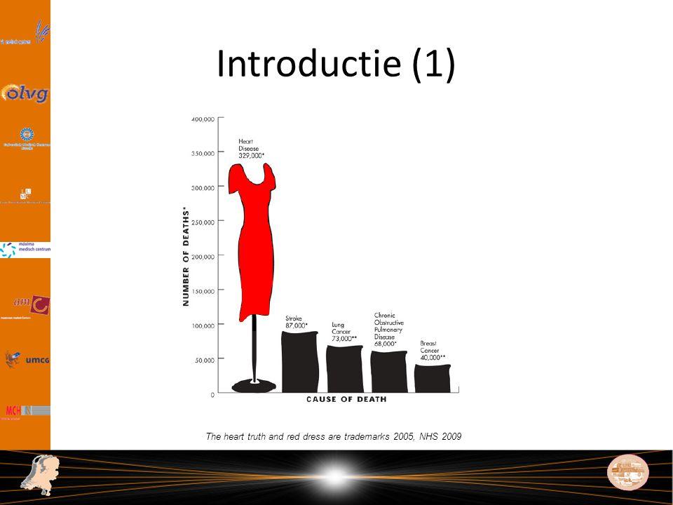 Introductie (2) Hypertensie in zwangerschap – Geassocieerd met hart en vaatziekten – Meeste studies ernstige vroege pre-eclampsie