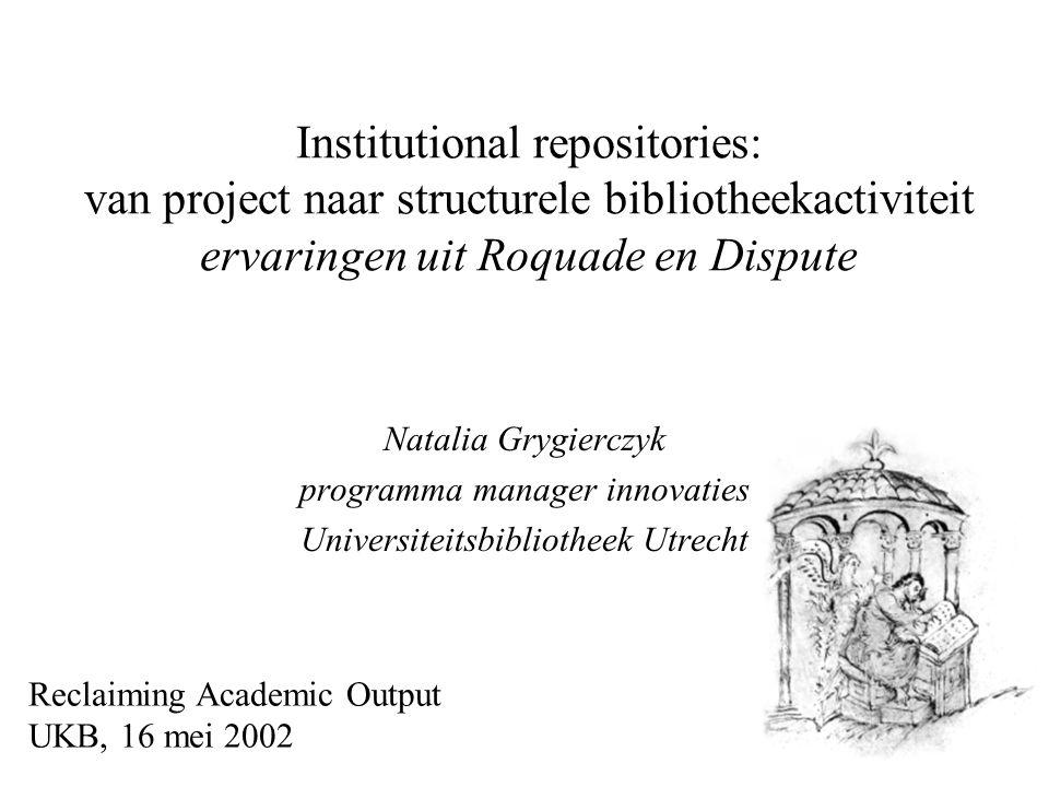 Subject: Toestemming online publicatie Utrecht Universiteit Geachte mevrouw Franken, Ik heb uw aanvragen voor toestemming voor het online plaatsen van de onderstaande artikelen in goede orde ontvangen: * J.W.