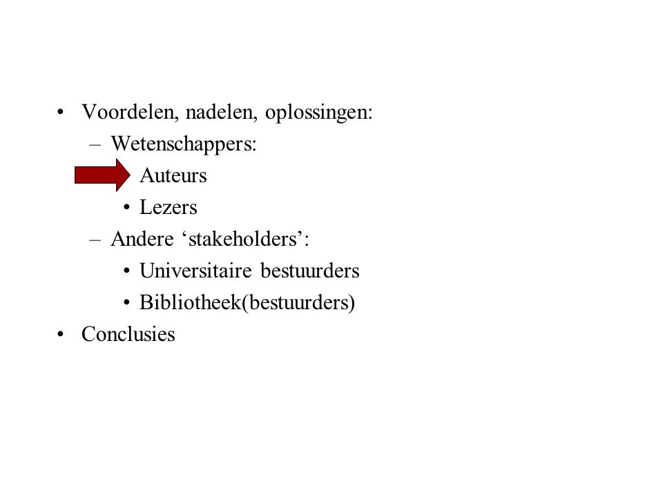 Subject: Toestemming plaatsen artikelen Dispute Geachte mevrouw Franken, Naar aanleiding van uw verzoek geef ik u -onder later genoemde voorwaarde- toestemming om op de site van Dispute (DIgital Scientific PUblications UTrEcht) van de Universiteit Utrecht de volgende artikelen te plaatsen: *S.A.