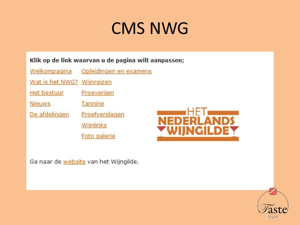 CMS NWG
