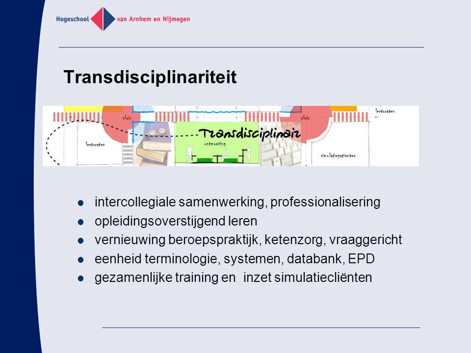 Organisatiestructuur Organogram Functies en deeltaken Semi-permanente werkgroepen