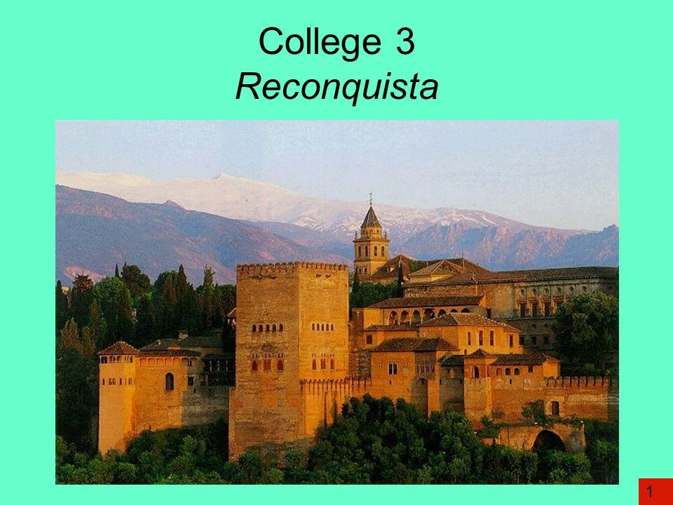 College 3 Reconquista 1