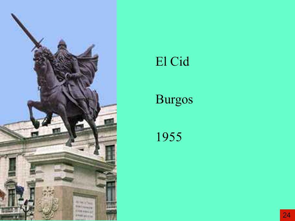 El Cid Burgos 1955 24