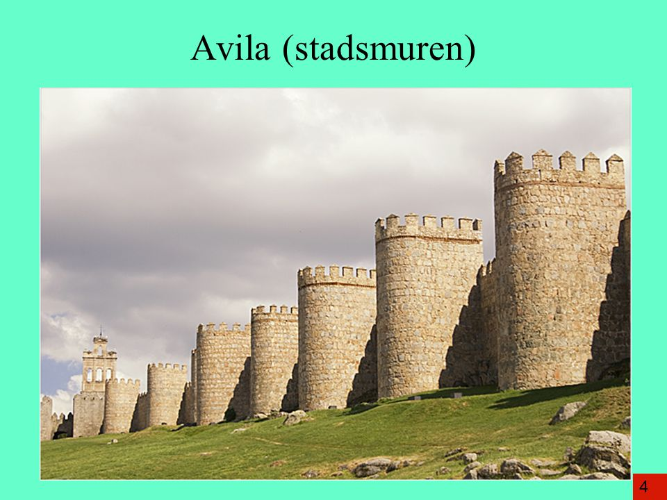 Avila (stadsmuren) 4