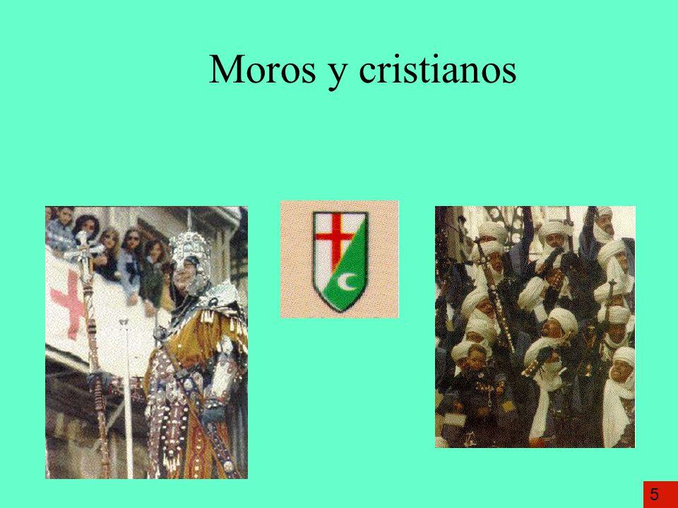 Moros y cristianos 5