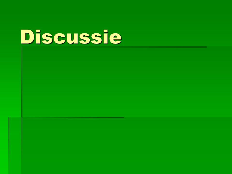 Discussie