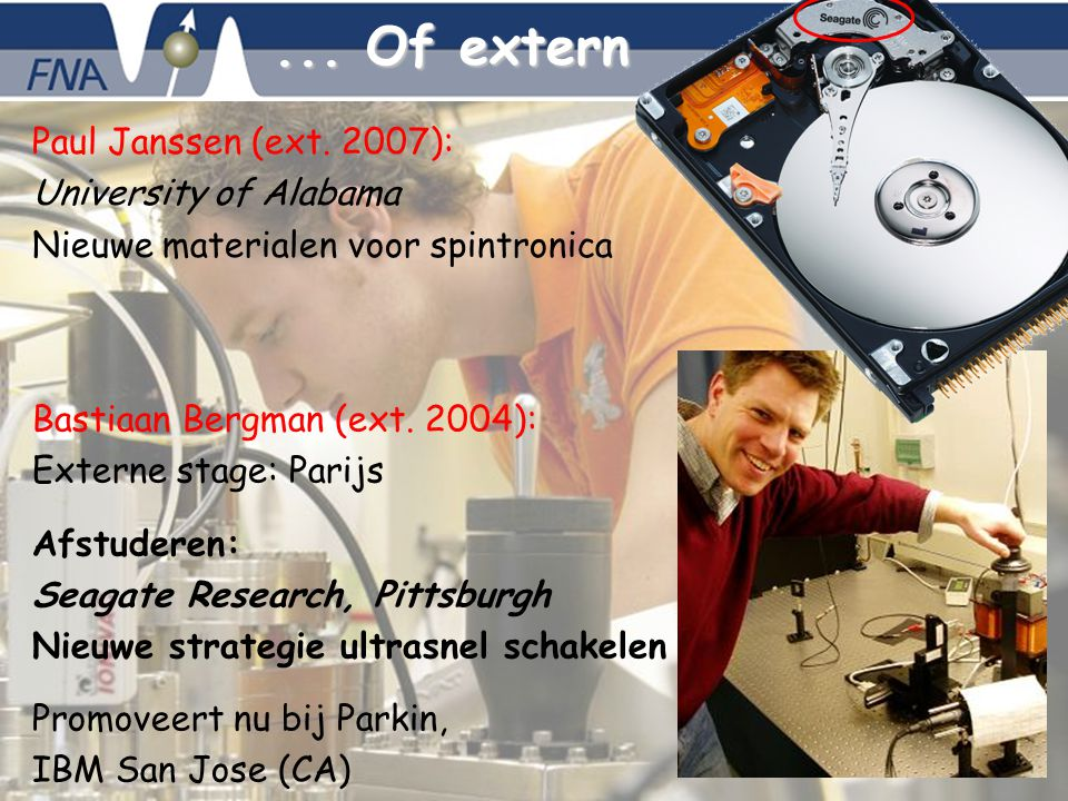 Bert Koopmans, 5-10-2007 - 12... Of extern Paul Janssen (ext.