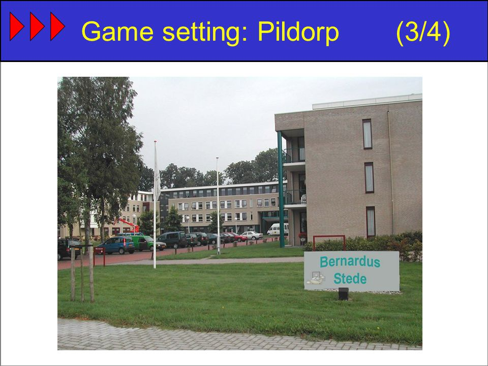Game setting: Pildorp(3/4)