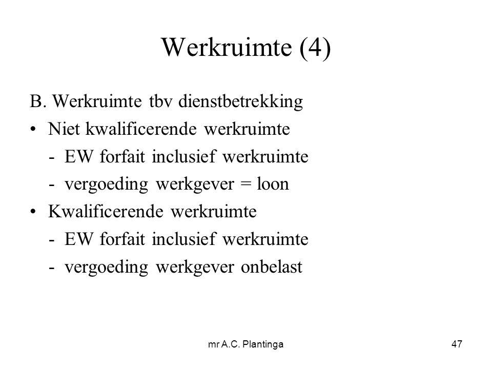 mr A.C. Plantinga47 Werkruimte (4) B.