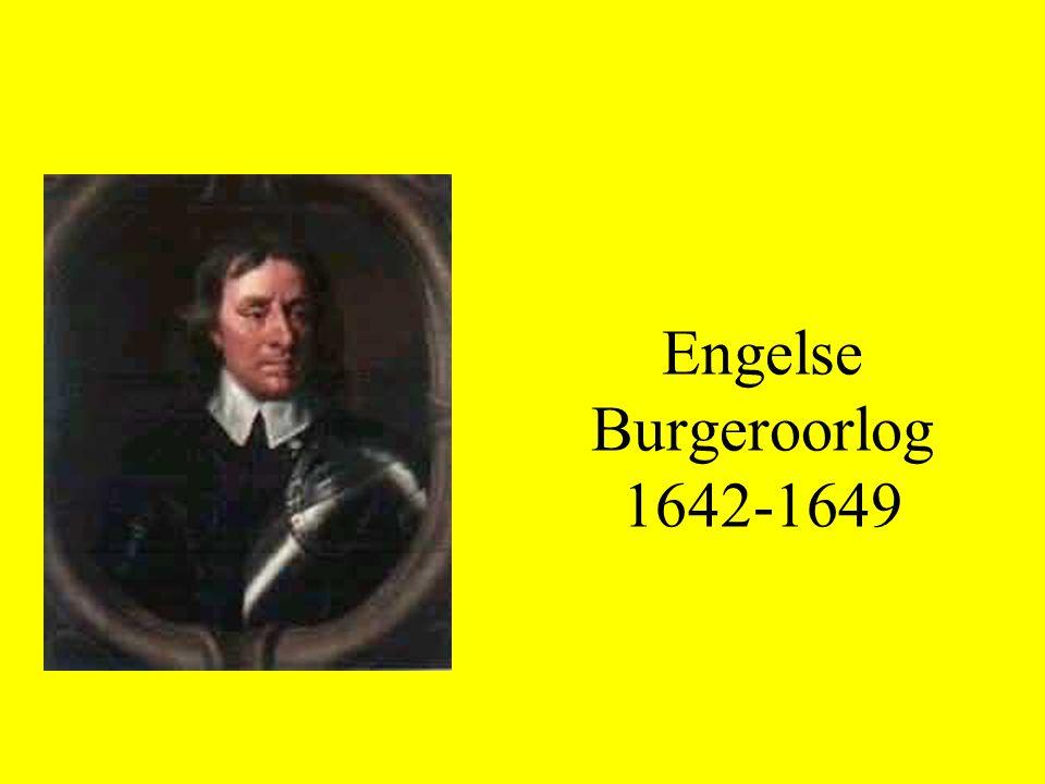 Engelse Burgeroorlog 1642-1649