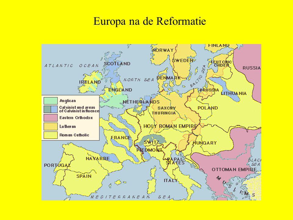 Europa na de Reformatie