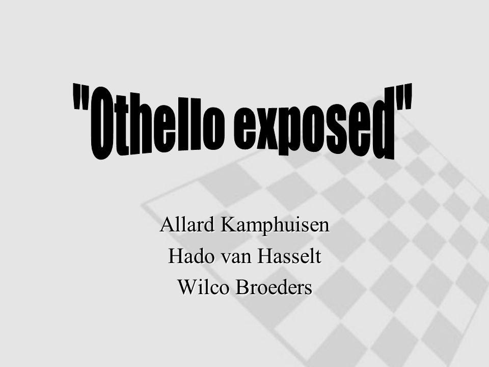 Allard Kamphuisen Hado van Hasselt Wilco Broeders