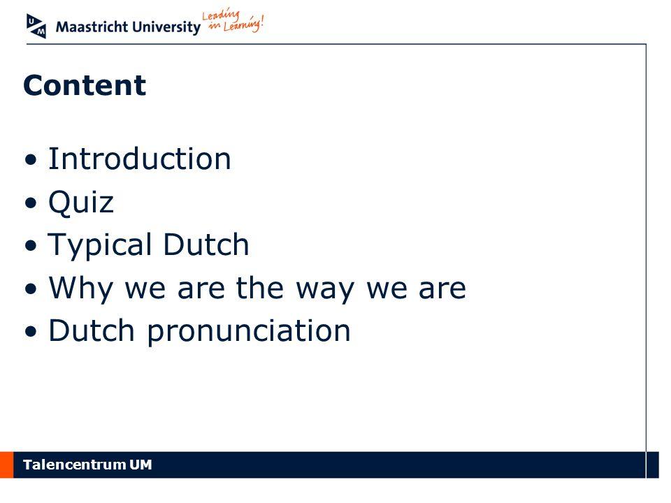 Talencentrum UM Typical Dutch: Hollandse nieuwe (maatjesharing) bitterballen