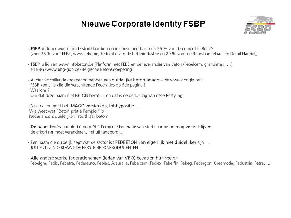 Nieuwe Corporate Identity FSBP