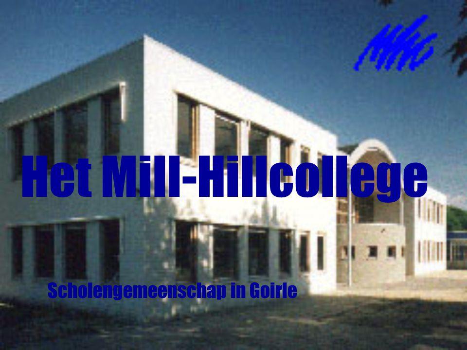 Het Mill-Hillcollege Scholengemeenschap in Goirle