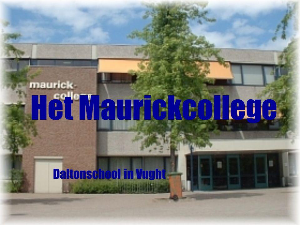 Het Maurickcollege Daltonschool in Vught