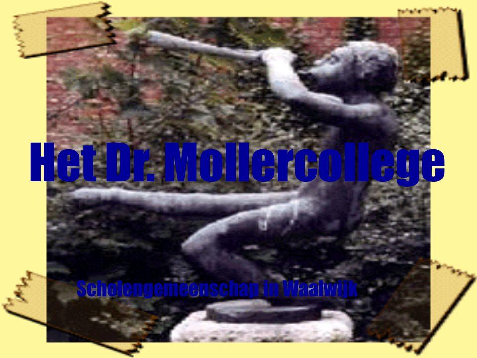 Het Dr. Mollercollege Scholengemeenschap in Waalwijk