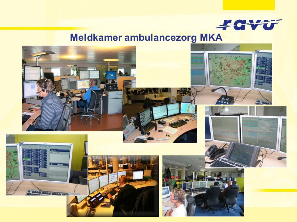 Meldkamer ambulancezorg MKA