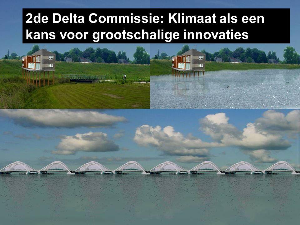 103 2de Delta Commissie: Klimaat als een kans voor grootschalige innovaties