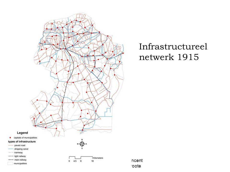 29 september 2006 Vincent Tassenaar & Peter Groote Bevolkingspreiding 1849