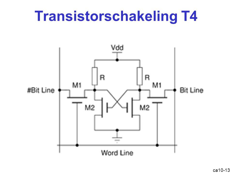 Transistorschakeling T4 ca10-13