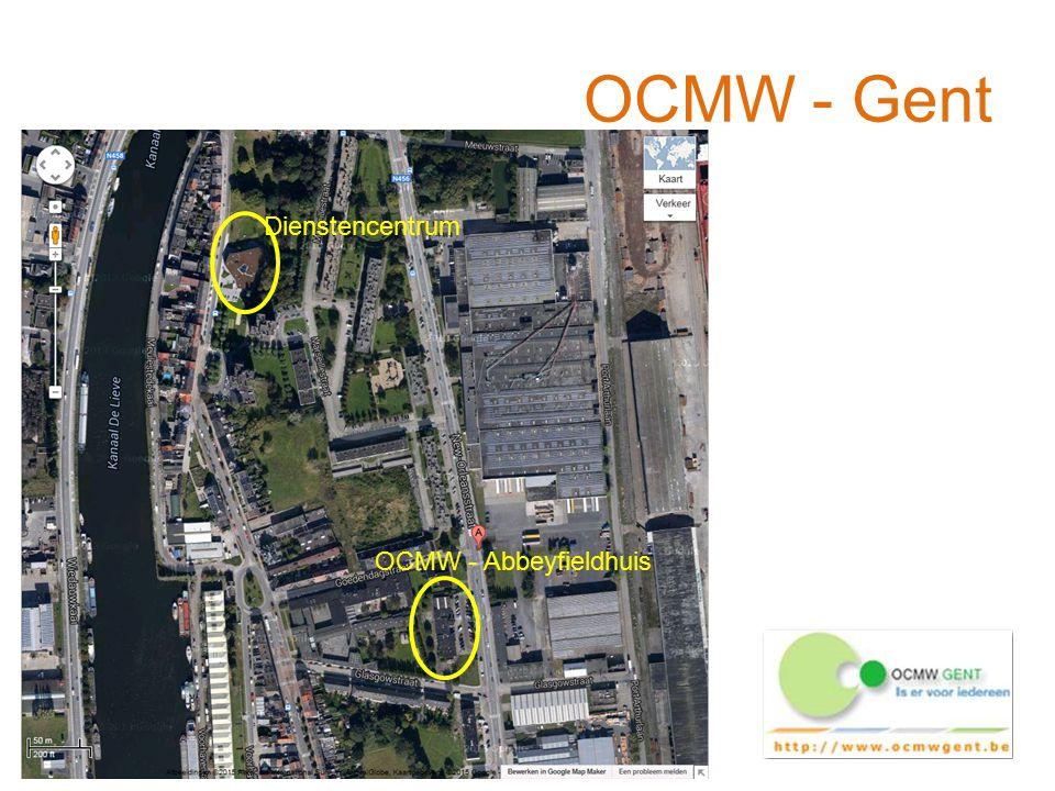 OCMW - Gent Dienstencentrum OCMW - Abbeyfieldhuis