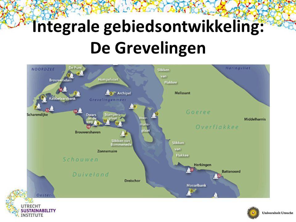 Integrale gebiedsontwikkeling: De Grevelingen