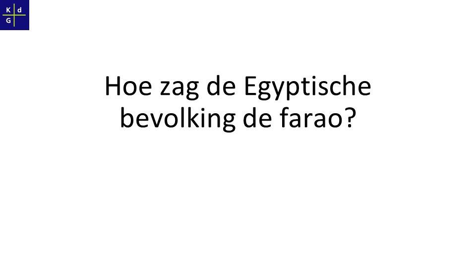 Wie hielp de farao met het besturen van het rijk.Bron p.
