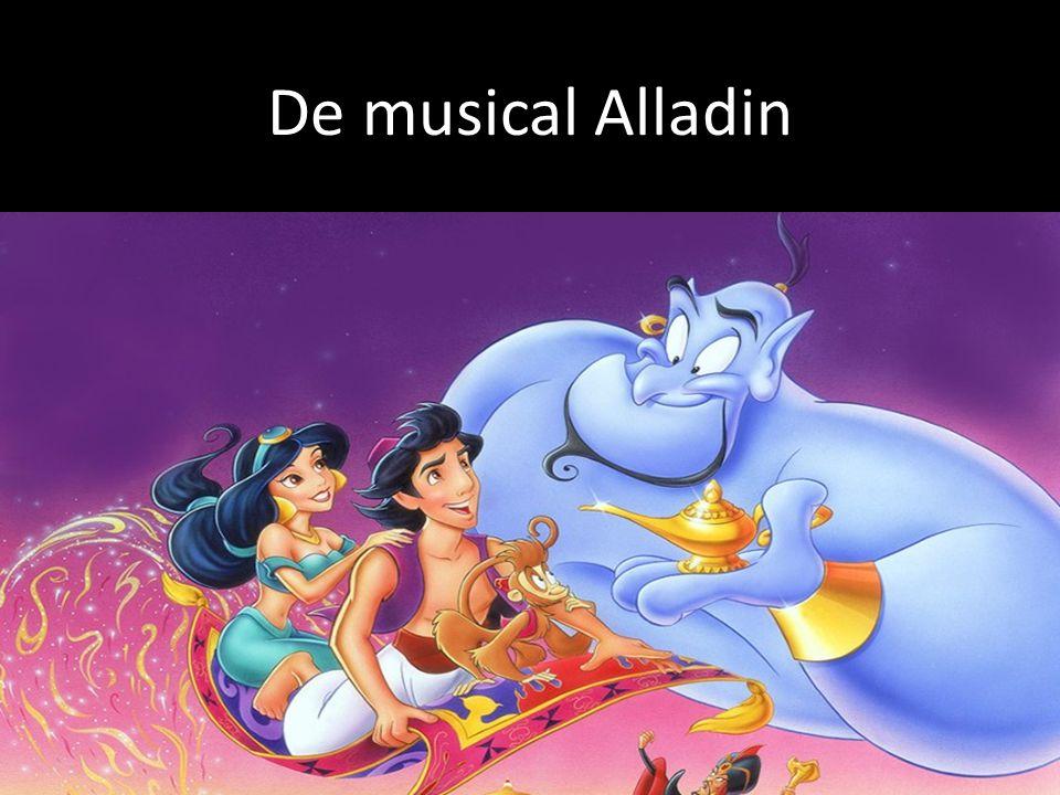 De musical Alladin