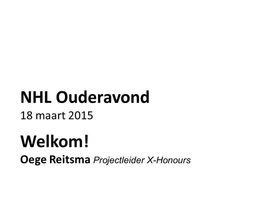 Programma 19.00 - 19.15 ontvangst 19.15 - 19.30welkom | schets NHL 19.30 - 20.45 inhoudelijke presentatie 20.45 – 21.00 vragen 21.00 – 22.00 napraten | borrelen | rondleiding