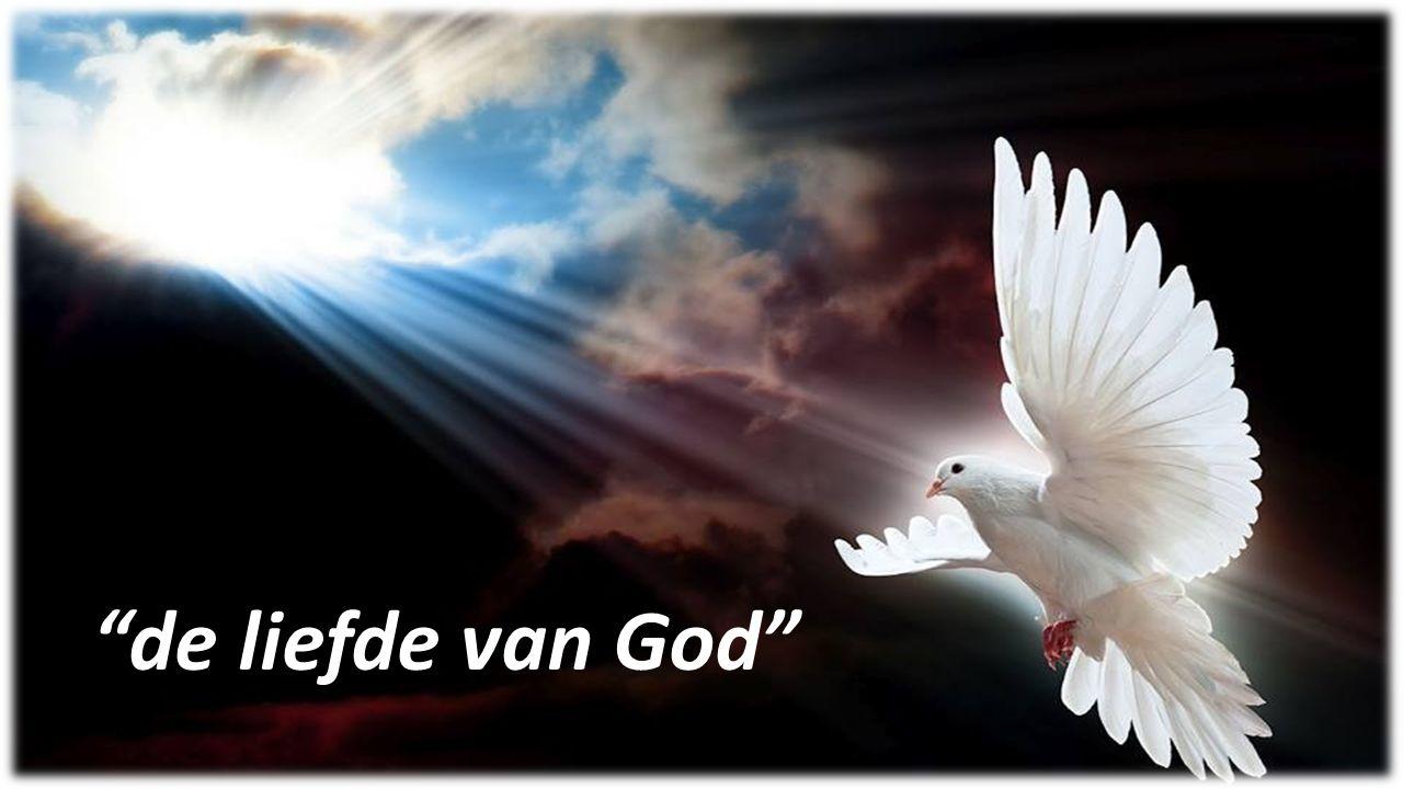 """""""de liefde van God"""""""