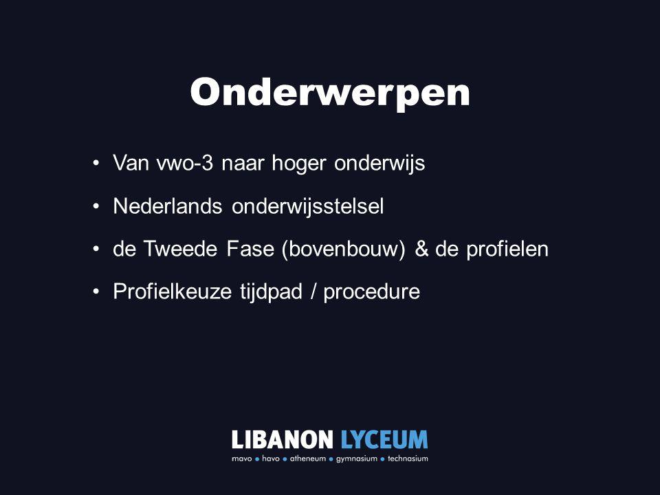 Interessante websites www.studiekeuze123.nl www.tkmst.nl