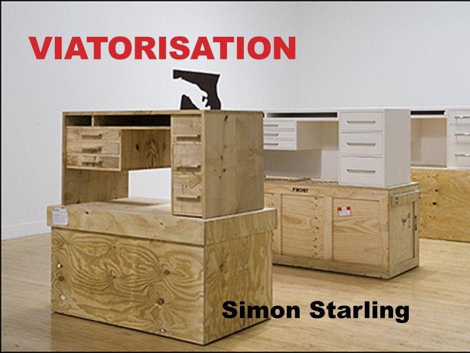 VIATORISATION Simon Starling