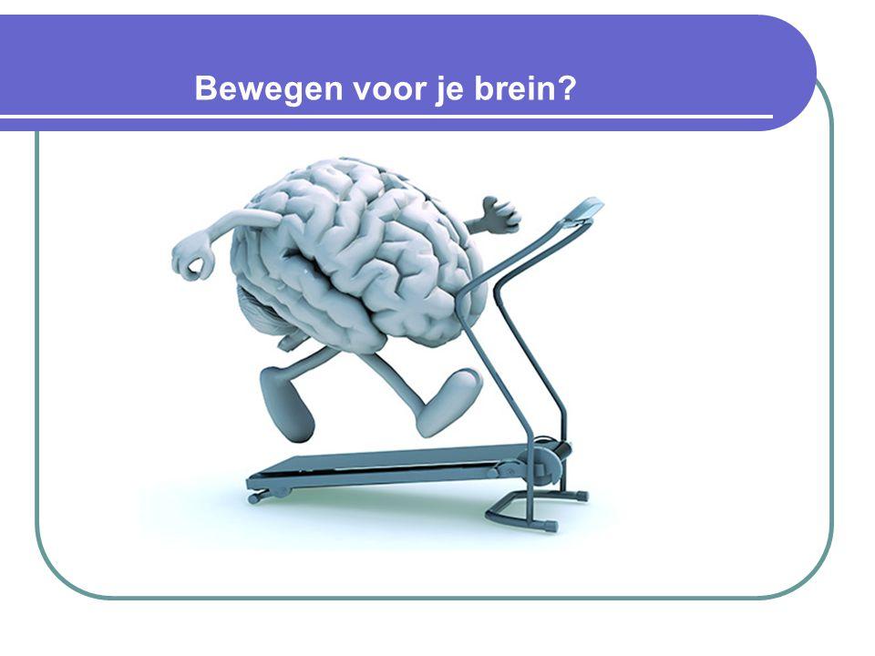 Bewegen voor je brein?