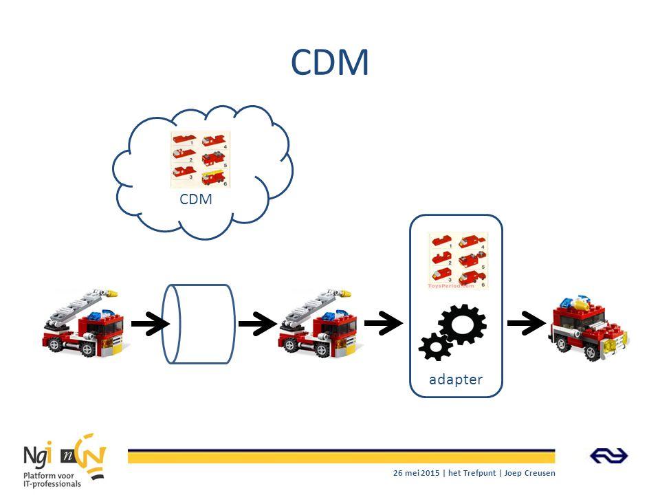 CDM adapter 26 mei 2015 | het Trefpunt | Joep Creusen