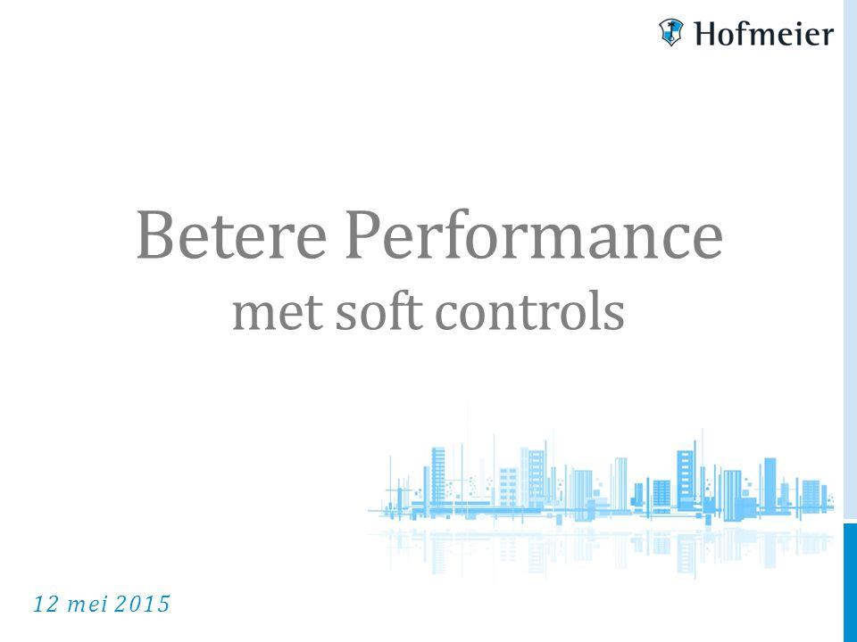 5.Waarom soft controls.