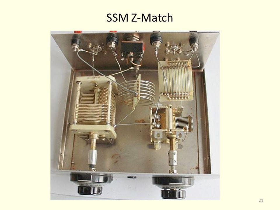 SSM Z-Match 21