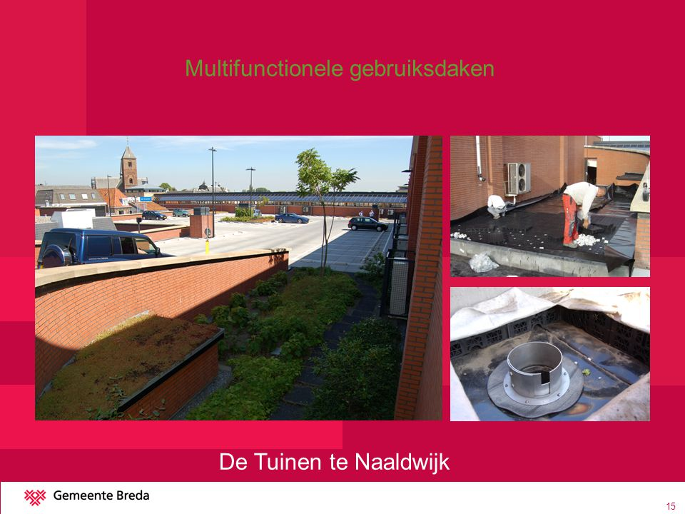 15 De Tuinen te Naaldwijk Multifunctionele gebruiksdaken