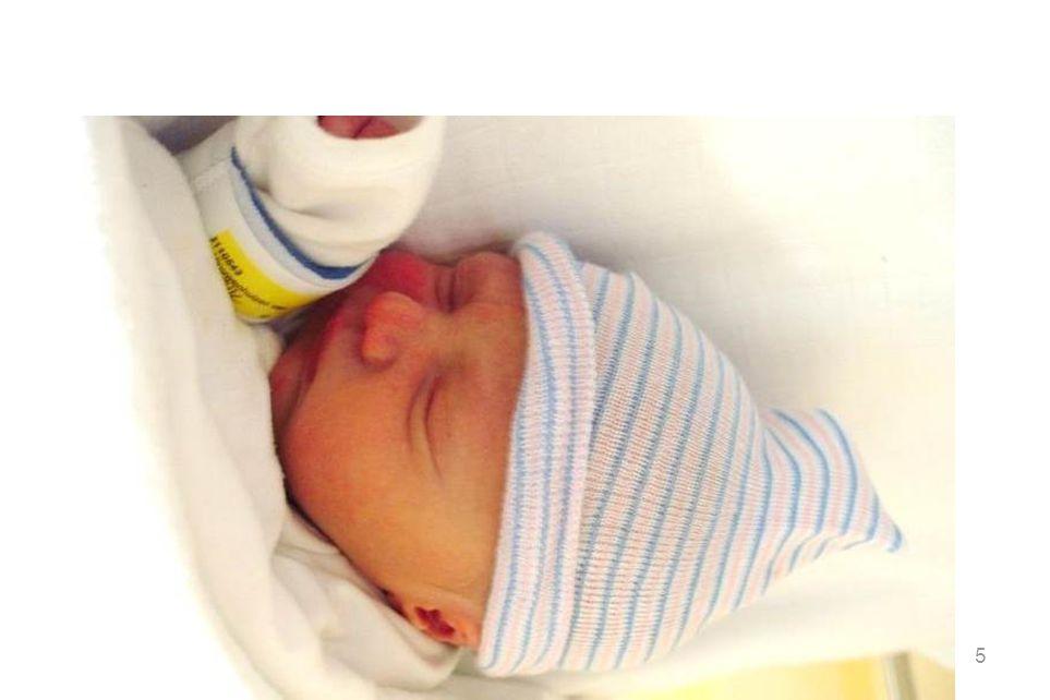 Olle van Nieuwenhuizen is op 25 juni geboren 5