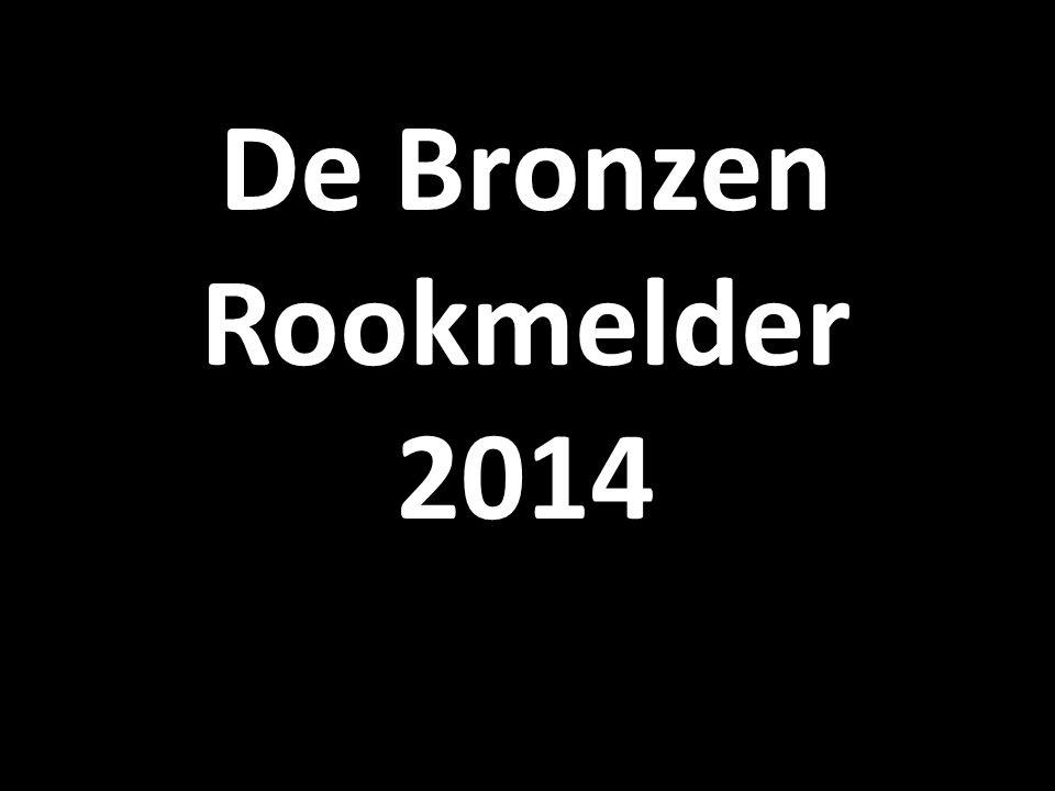 De Bronzen Rookmelder 2014