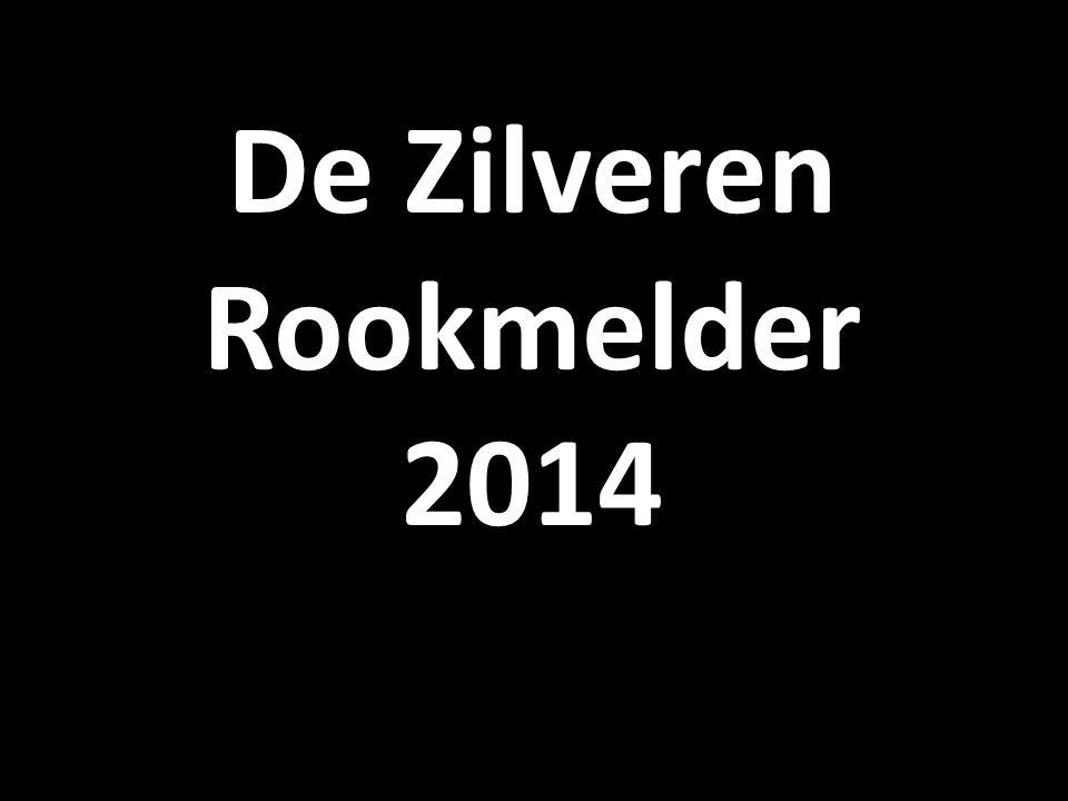 De Zilveren Rookmelder 2014