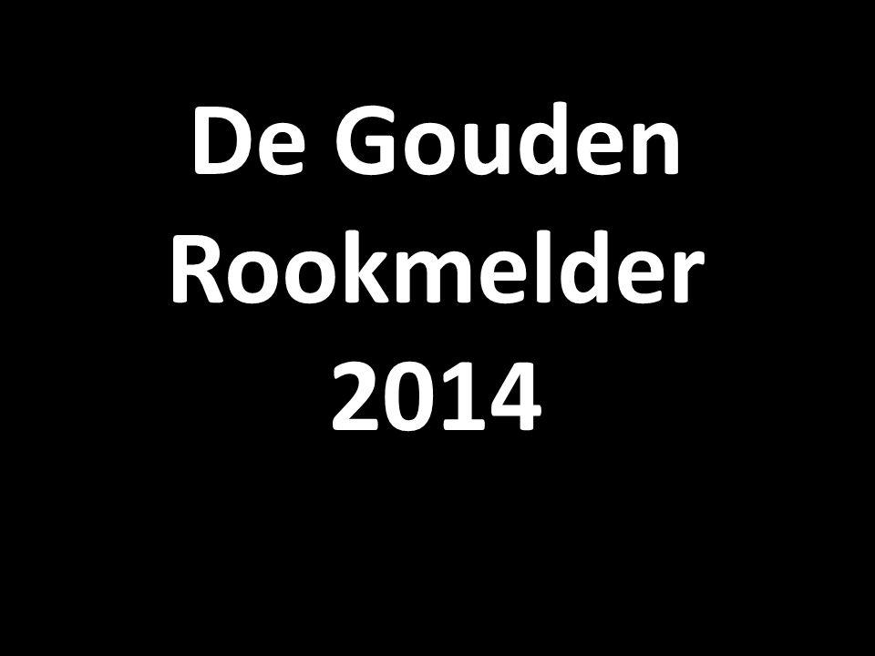 De Gouden Rookmelder 2014