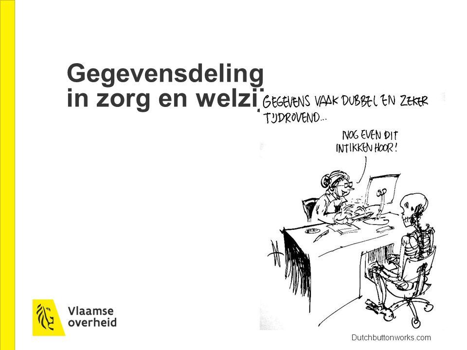 Gegevensdeling Gegevensdeling in zorg en welzijn Dutchbuttonworks.com
