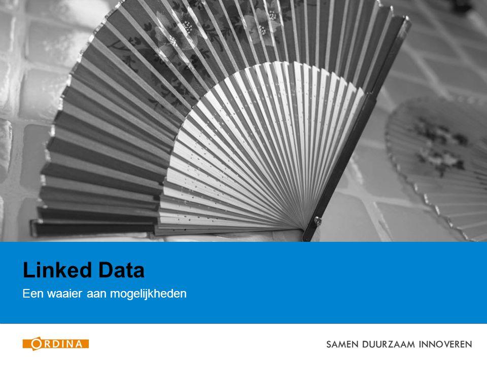 Inhoud  Introductie  Context van Linked Data  Linked Data waaier, aspecten van Linked Data − Vastleggen − Iteratief − Uitwisselen − Betekenis  Wat heeft Linked Data ons te bieden