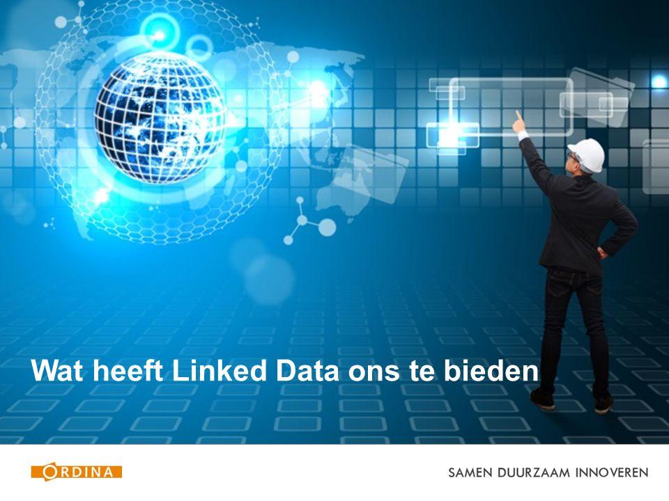 Wat heeft Linked Data ons te bieden