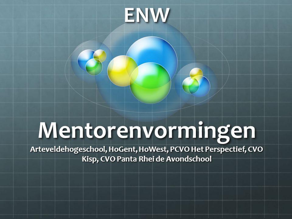 Vorming tot mentor Kansen.