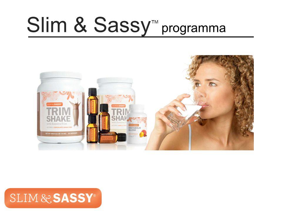 Slim & Sassy ™ programma Slim & Sassy ™