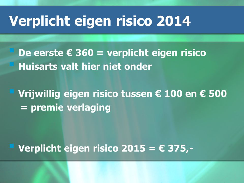 Wmo verordening WMO plan: Gemeente plannen voor 4 jaar O.a.