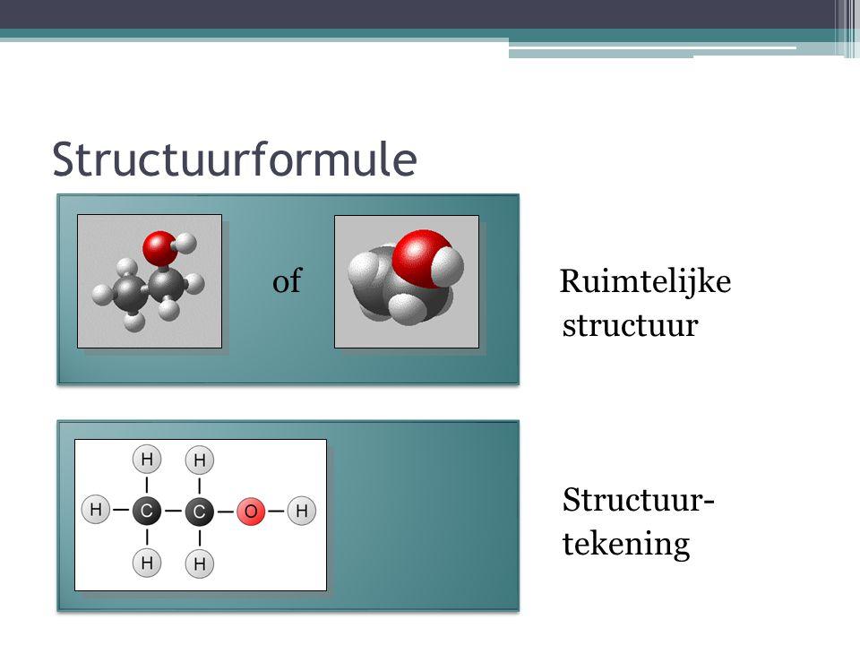 Zuiver en onzuiver Zuivere stof: bestaat uit een soort moleculen ▫Suiker ▫Gedestilleerd water Onzuivere stof: bestaat uit minstens twee verschillende