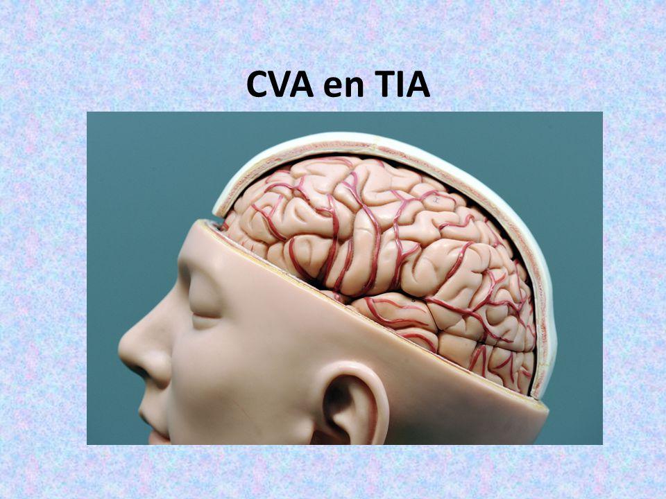 CVA en TIA